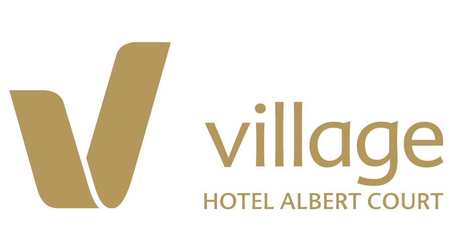Village Hotel Albert Court Logo Vector
