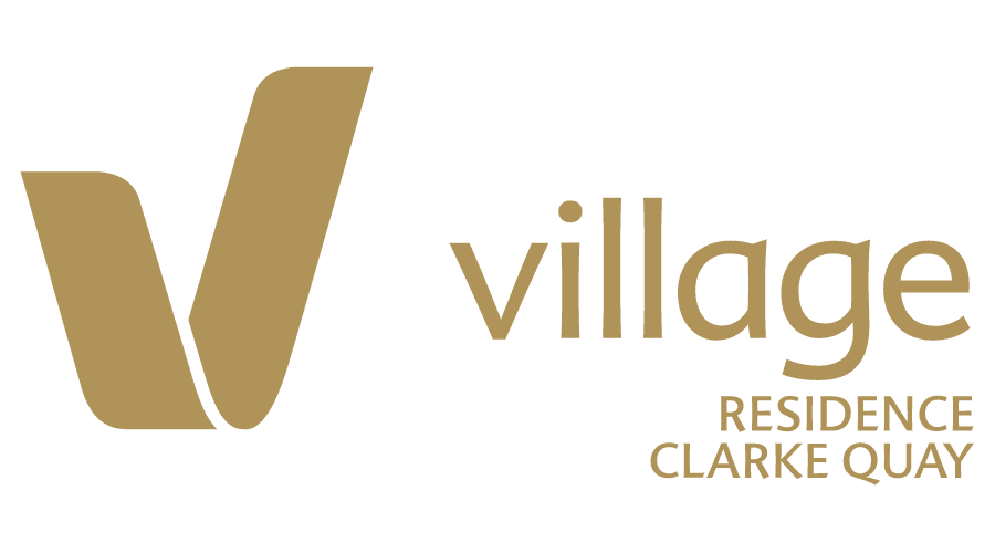 Village Residence Clarke Quay Logo Vector