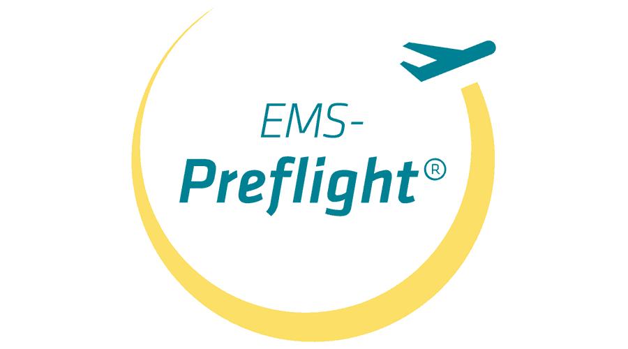 EMS-Preflight Logo Vector
