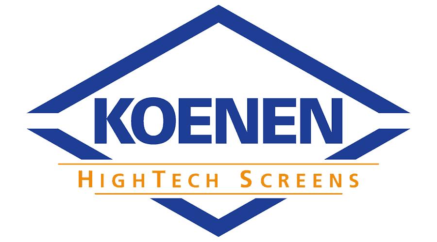 KOENEN Hightech Screens Logo Vector