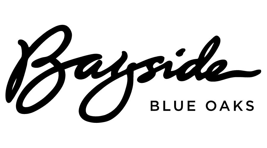Bayside Blue Oaks Logo Vector