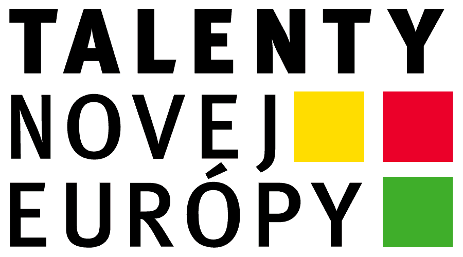 Talenty Novej Európy Logo Vector