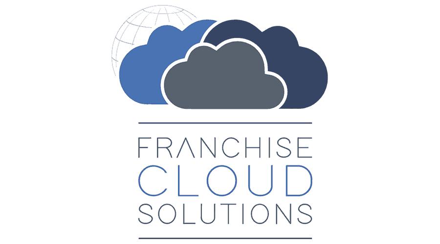 Franchise Cloud Solutions Logo Vector