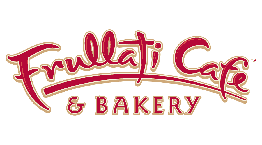 Frullati Cafe and Bakery Logo Vector
