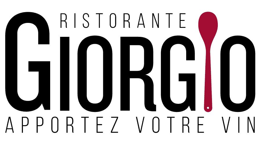 Giorgio's – Apportez Votre Vin Logo Vector