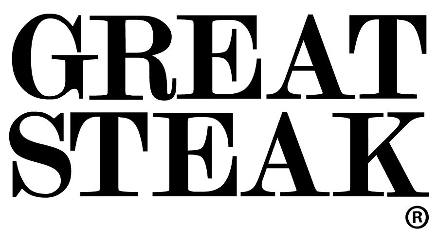 Great Steak Logo Vector