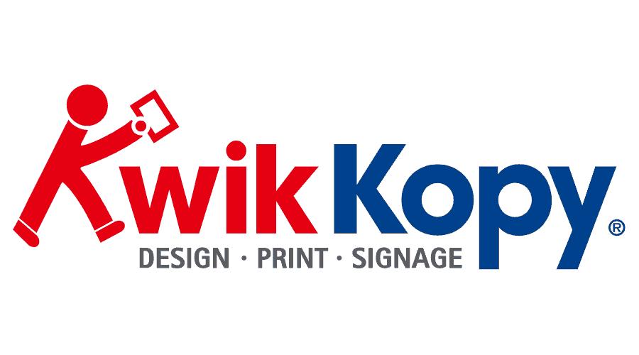 Kwik Kopy Logo Vector