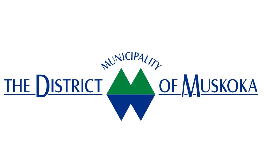 The District Municipality of Muskoka Logo Vector