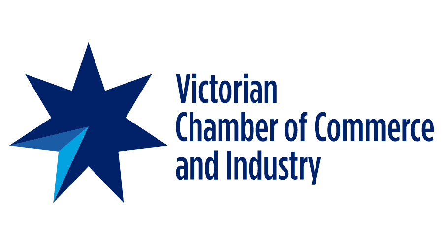 Victorian Chamber of Commerce and Industry Logo Vector