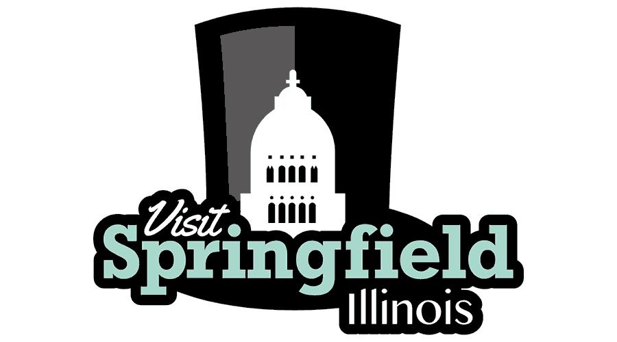 Visit Springfield Illinois Logo Vector