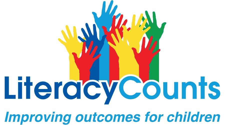 Literacy Counts Logo Vector