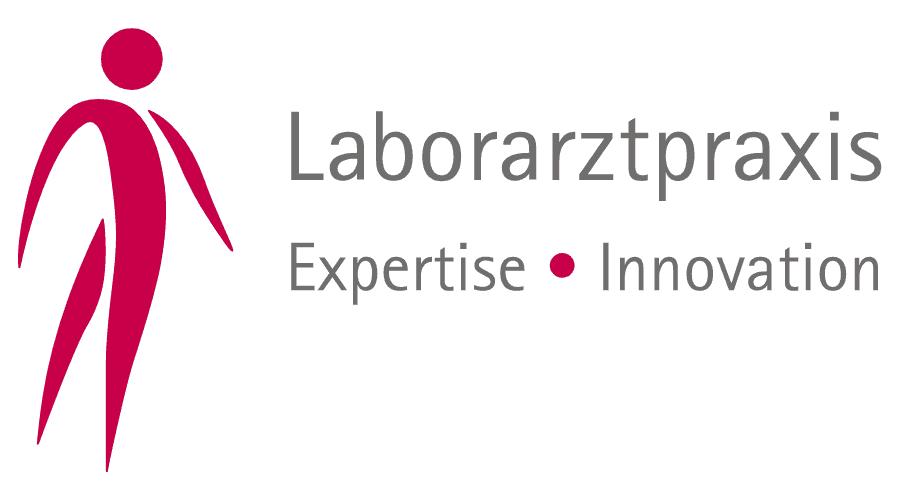 Laborarztpraxis Logo Vector