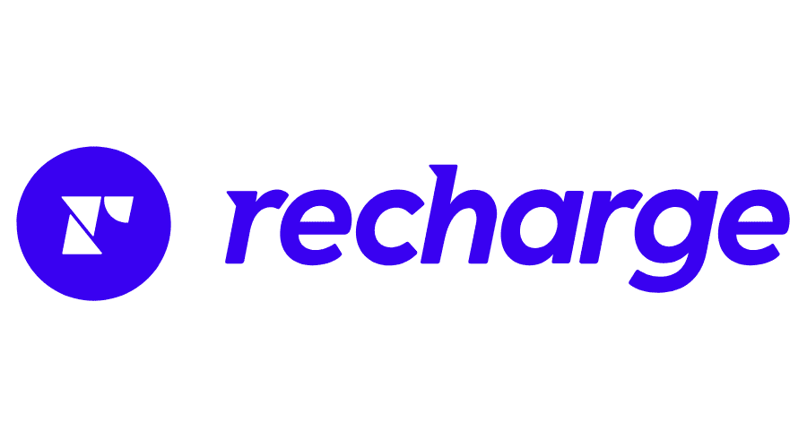 Recharge Payments Logo Vector