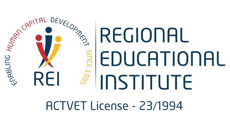 Regional Educational Institute (REI) Logo Vector