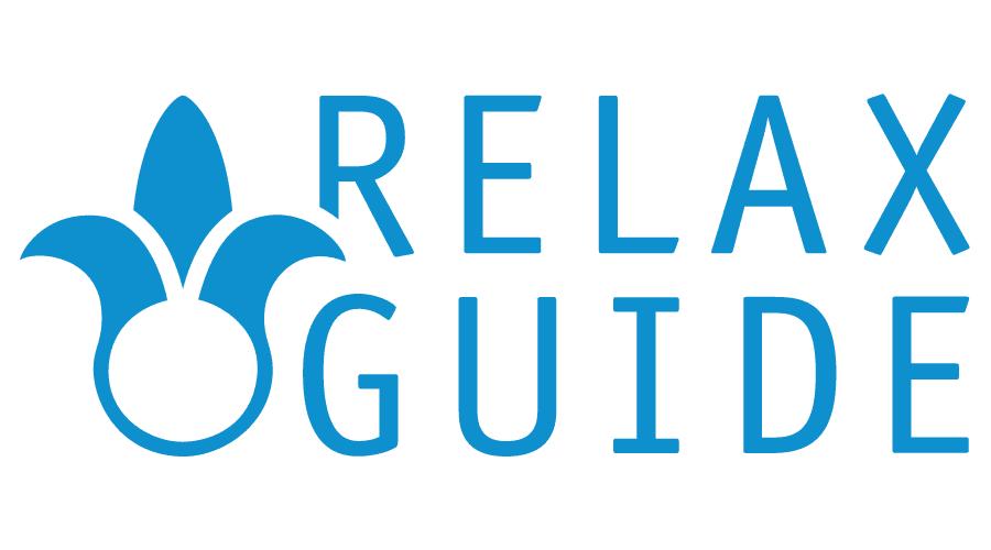 RELAX Guide Logo Vector