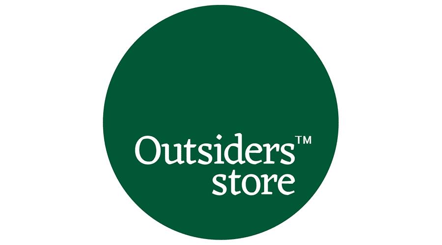 Outsiders Store Logo Vector